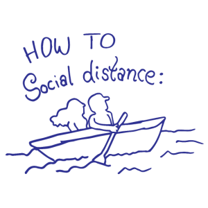 How to Social Distance / Stay at Home - Save Lives
