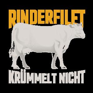 Rinderfilet krümmelt nicht Grillfleisch