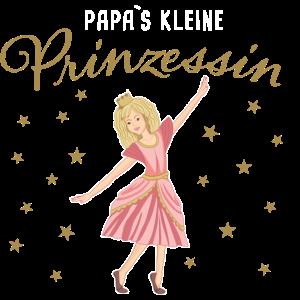 Papas Kleine Prinzessin - Paps Liebling Geschenk