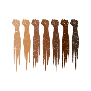Drippin Melanin for Black Women Pride Black Histor