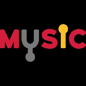 Music (Stimmgabel, Mikrofon)