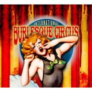 Int. Burlesque Circus - monsters in pajamas