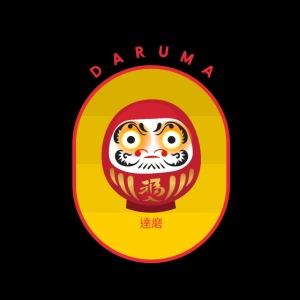 Daruma Kabuki Chino | Demonio Japonés