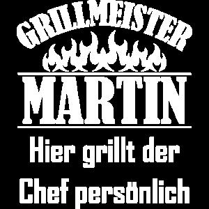 Grillmeister Martin