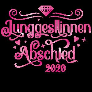 Junggesellinnen Abschied 2020