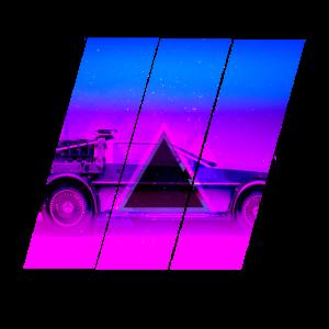 Retro Auto 80er
