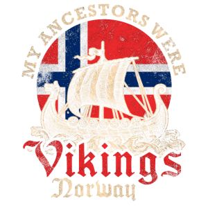 Norwegen Wikinger Schiff