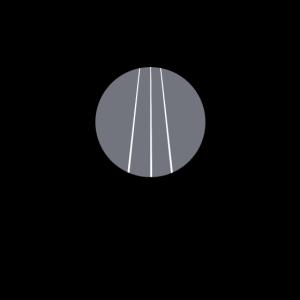 Artdeco Design - Abstrakt und Geometrisch - Blau