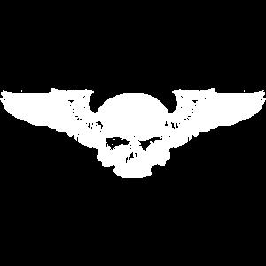 Totenkopf Flügel