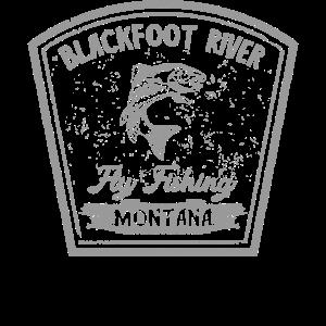 Blackfoot River Fly Fishing Montana Lustiges Angle