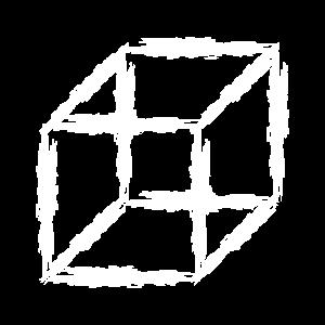 Mathematik Symbol Würfel 3D