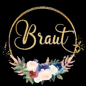 Team Braut 1 Kreis Blumen Bouquet