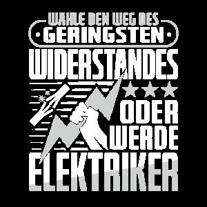 Elektriker Elektro Elektrotechnik Designs