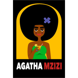 agatha mzizi poster