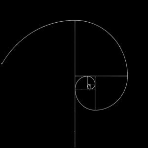 fibonacci Spirale