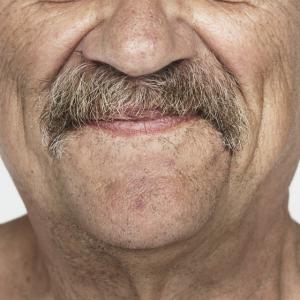 Real Faces Gesichtsmaske - Male 7