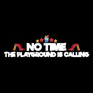 Kinder - Keine Zeit, der Spielplatz ruft