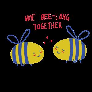 Wir sind lange zusammen