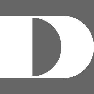 Devine logo - Wit