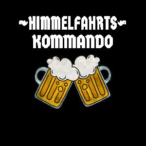 Himmelfahrtskommando Vatertag Himmelfahrt Bier
