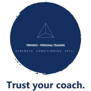 Triforce blend (blue) - Trust your coach