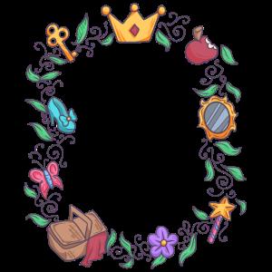 Fairytale magisch Fee gestalten Mädchen