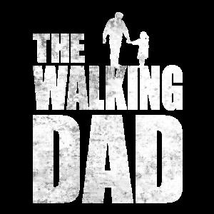 The Walking Dad | Papa Vater Daddy Retro Geschenk