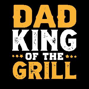 Papa Grillen Grill Bester Vater der Welt Vatertag