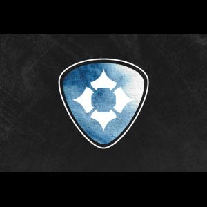 PANDORA DI'ZAIN Logo Aquarell