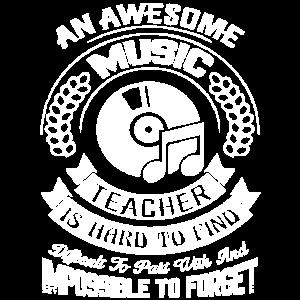 Musiklehrer Super Musiklehrer
