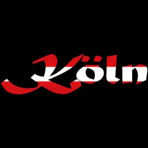 """Köln"" Rot-Weiss [Matura MT Script Capitals]"