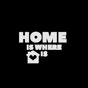 Home is where heart is - Heimatliebe - Reiselust