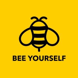 Mascarilla Abejita | Bee Yourself