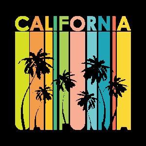 Kalifornien-Sonnenaufgang Palm Beach California Day