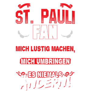 Paulianer Hamburg Sankt Pauli Fan St. Pauli