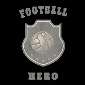 Fußball Held