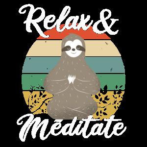 Relax & Meditate - Entspannen Meditation