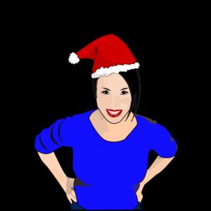 Weihnachten-Christmas-Geschenk
