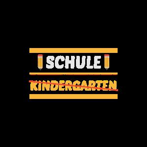 Schule Kindergarten Orstschild Einschulung