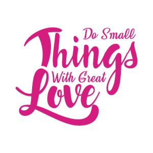 Nurse - Do Small things with great love