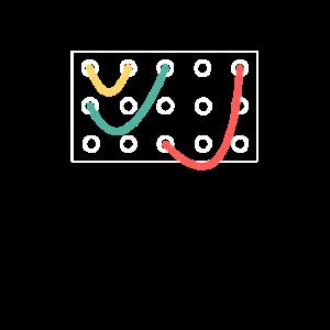 Modulares Synthesizer-Patchkabel-Design