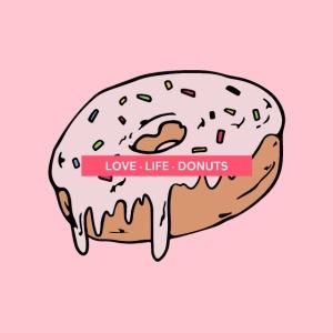 Donut Pop Art | Love Life Donuts