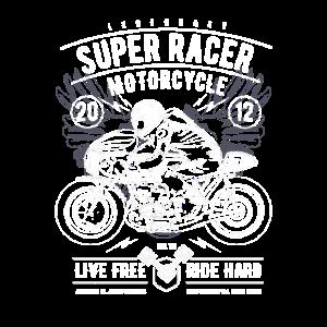 Super Racer Motorrad