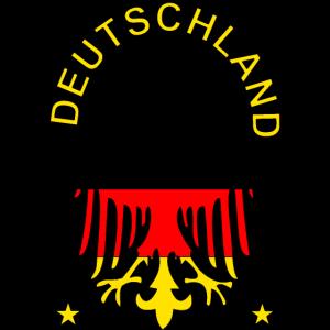 Bundesrepublik Deutschland Deutsche Flagge