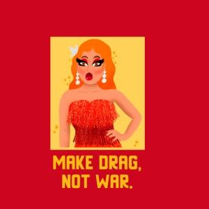 Mascarilla Drag Queen | Make Drag not War