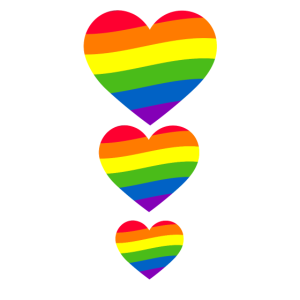 LGBT Pride Gay Rainbow LGBTQ Love