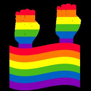LGBT Pride Gay Rainbow LGBTQ Love