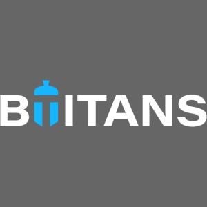 BTITANS Helmet Logo Print