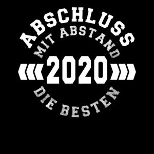 Abschluss 2020 Mit Abstand Bestanden! Vintage