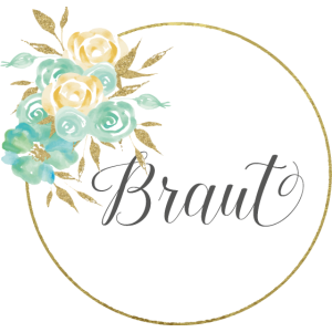Braut - JGA - bride - Gold - Blumenkranz